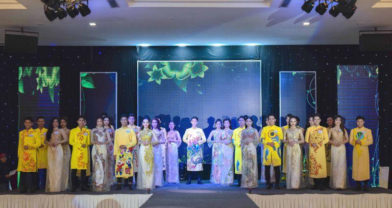 Anika Trinh Trinh đạt giải Hoa khôi Gương mặt Thời trang Mùa Xuân